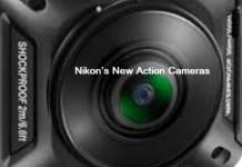 Nikon's New Action Cameras