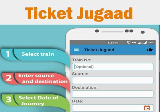 Ticket Jugaad