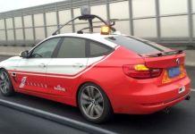 Baidu Driver Less Cars