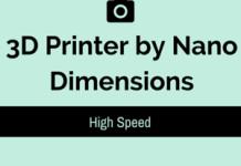 3D Printer by Nano Dimensions