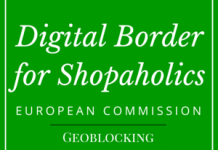 Digital Border for Shopaholics