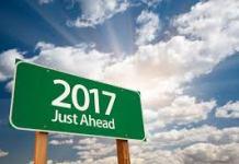 2017 Just Ahead