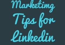 Marketing tips for Linkedin