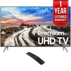 Samsung MU8500 4K HDR Curved TV