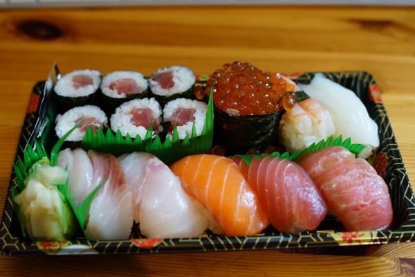 寿司・刺身はAtari-Yaで