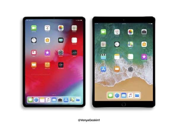 【噂】新型iPad Pro(2018)、さすがに縦置きスマートキーボードはないよね