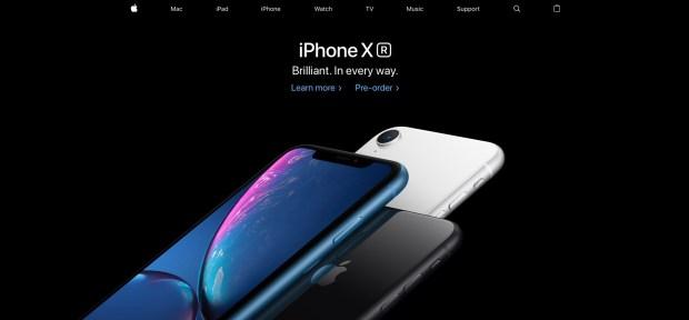 【本日予約開始日】iPhone ⅩR、あっさり予約完了