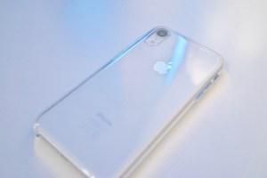 【iPhone ⅩR】ついにApple純正クリアケースが登場! さっそく購入しました