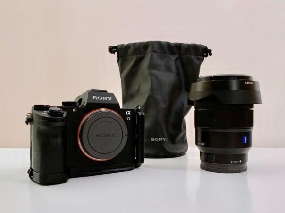 α7ii用交換レンズ4つ目「FE16-35mm F4 ZA OSS(SEL1635Z)」を入手