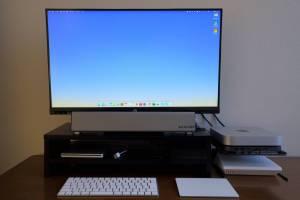 M1 Mac mini 現在快適に稼働中(使用4週間レビュー)