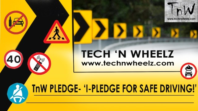 Technwheelz Pledge