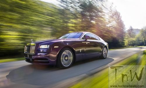 Rolls-Royce celebrates sales record. 4000+ cars in 2014