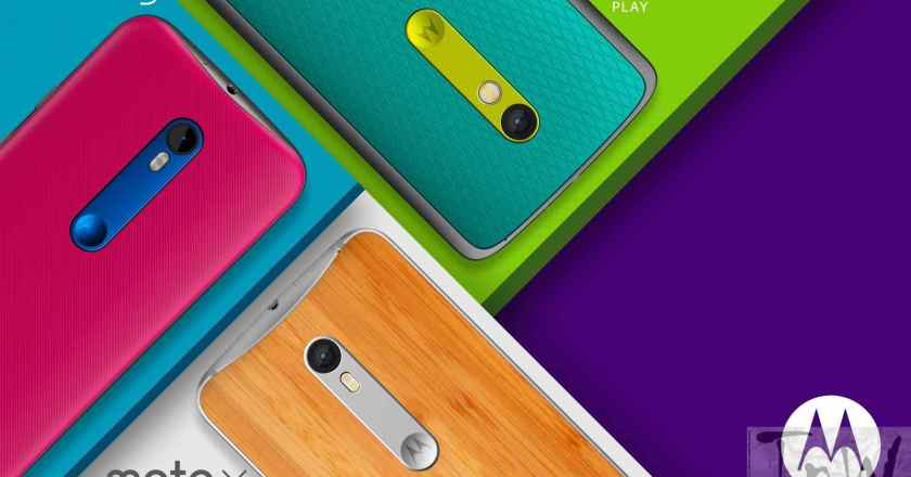 Motorola announces Moto X Style, Moto X Play  with Android 5.1 and 21MP rear cameras