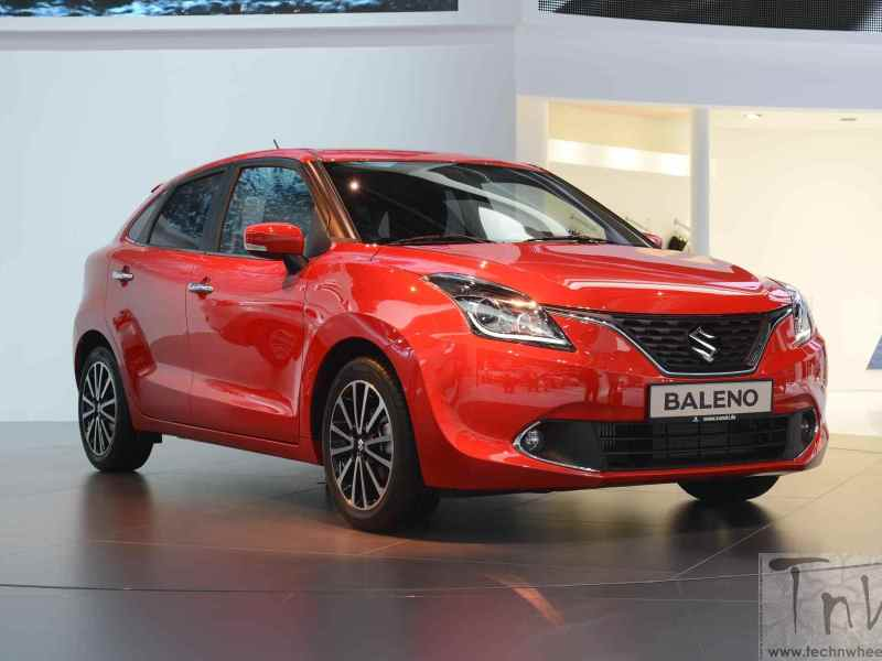 Maruti Suzuki Baleno aka YRA India launch on Oct 26