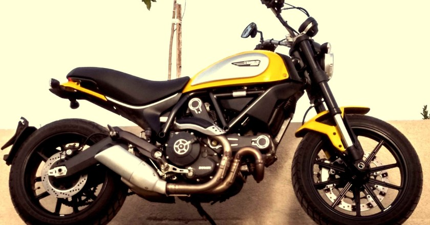 Ducati Scrambler Icon- the classic cult retained