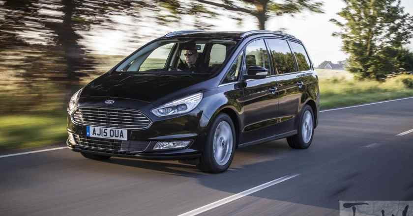 Ford S-Max and Galaxy Scores 5-Star Euro Ncap Safety Ratings