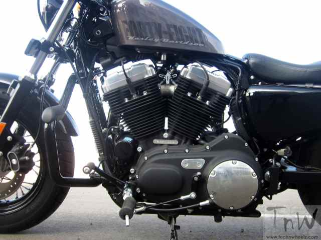 Harley Davidson Forty-Eight (17)