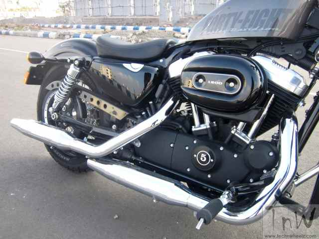 Harley Davidson Forty-Eight (26)