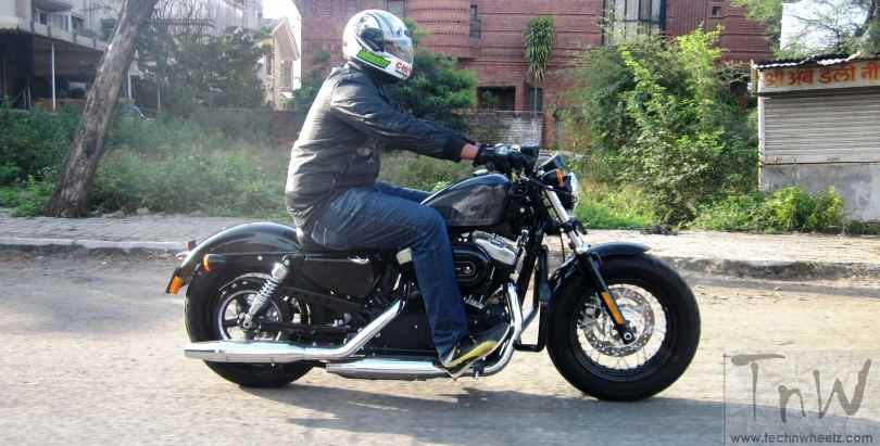 Harley Davidson Forty-Eight (29)