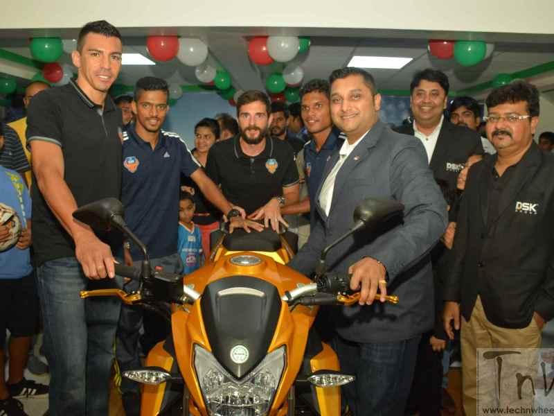 DSK Benelli opens dealership in Goa