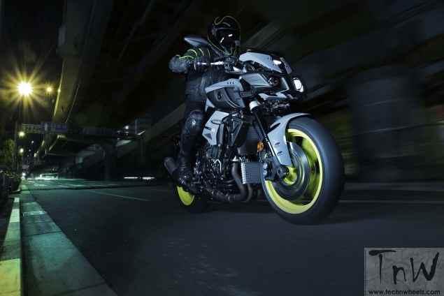 2016 Yamaha MT-10 unveiled @ EICMA
