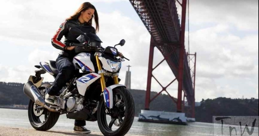 BMW G 310 R – the first BMW roadster under 500 cc