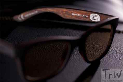 Ducati Scrambler Italia Independent eyewear