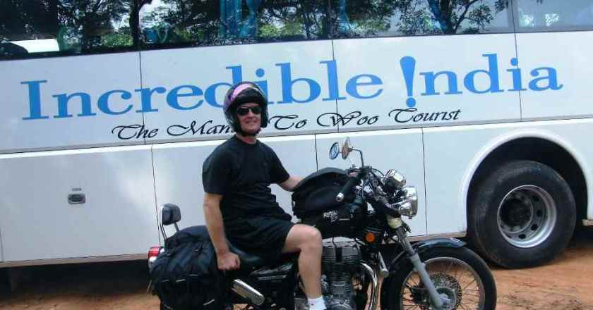 Tnw Ride Log: Mark Ward- 29 states, 17 years, 6 Royal Enfields &130,000kms (Part 1)