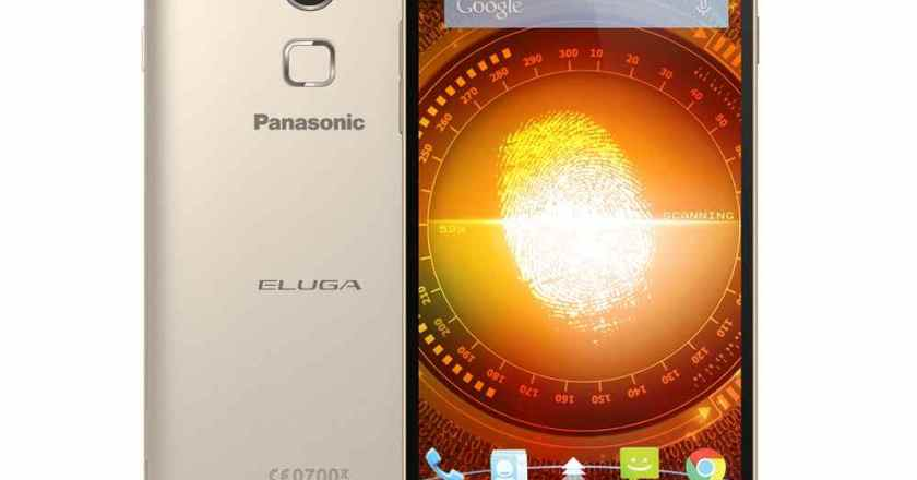 Panasonic launches Eluga series 4G/LTE smartphone @ INR 11,990