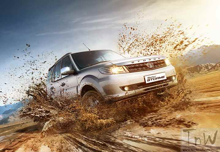 Tata Motors launches Safari VX with Varicor 400 engine @ INR 13.25lakh