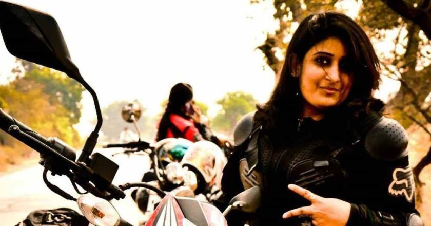 World Women Riders: Vartika Pande aka SOFTY. Offroader and stunter