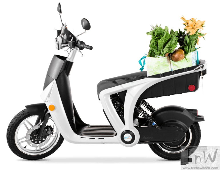Mahindra GenZe electric scooter (4)