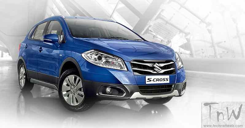Maruti Suzuki slashes S-Cross prices by INR 2 lakh