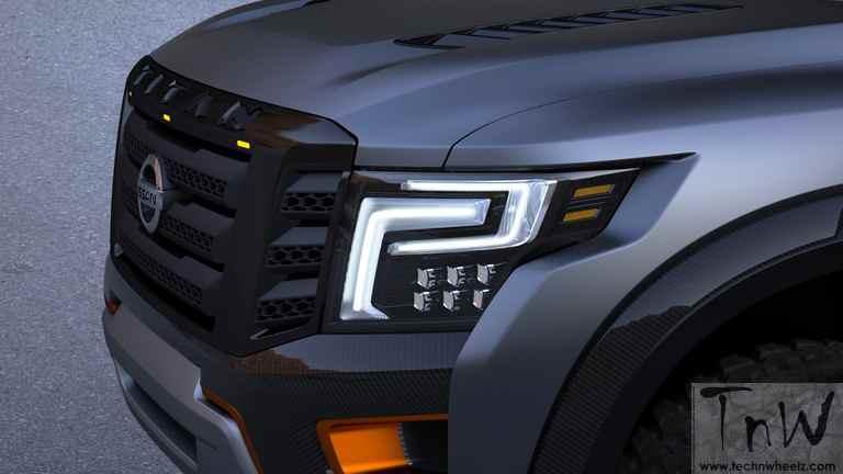 Nissan TITAN Warrior Concept (25)