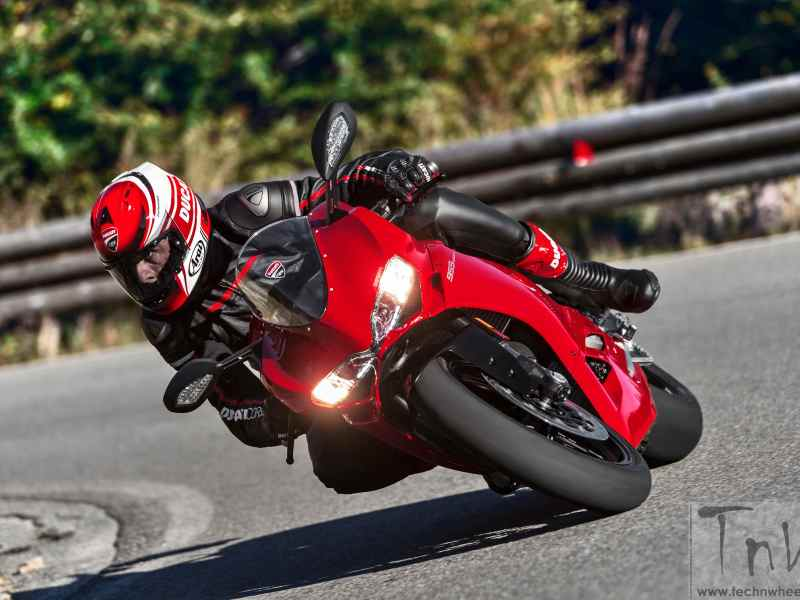 IBW 2016- Ducati unveils the 959 Panigale. Launch July 2016
