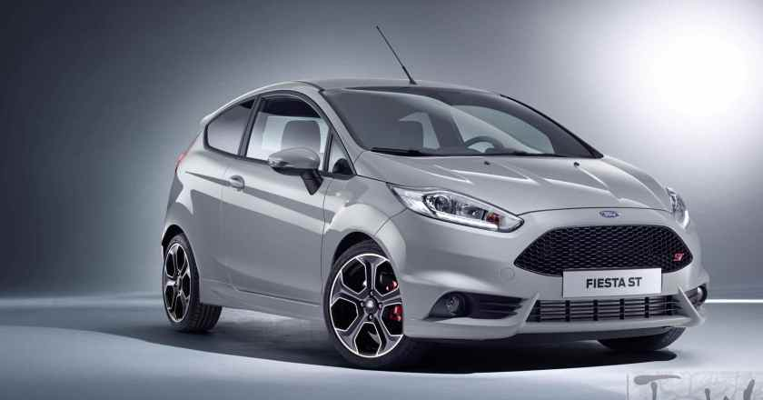 Ford unveils the 200PS Fiesta ST200 ahead of Geneva Motor Show