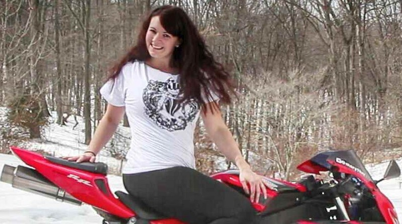 World Women Riders: Mary Heatley, from Indiana on her motorcycling madness