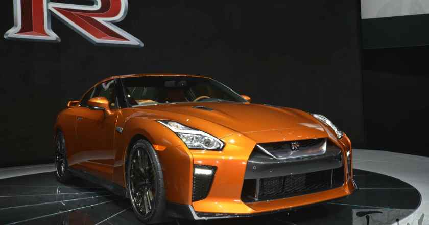 Nissan GT-R @ 2016 New York Auto Show