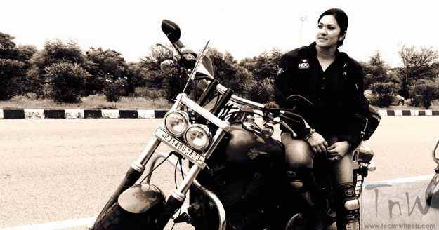 Biker Veenu Paliwal dies in road accident in Madhya Pradesh