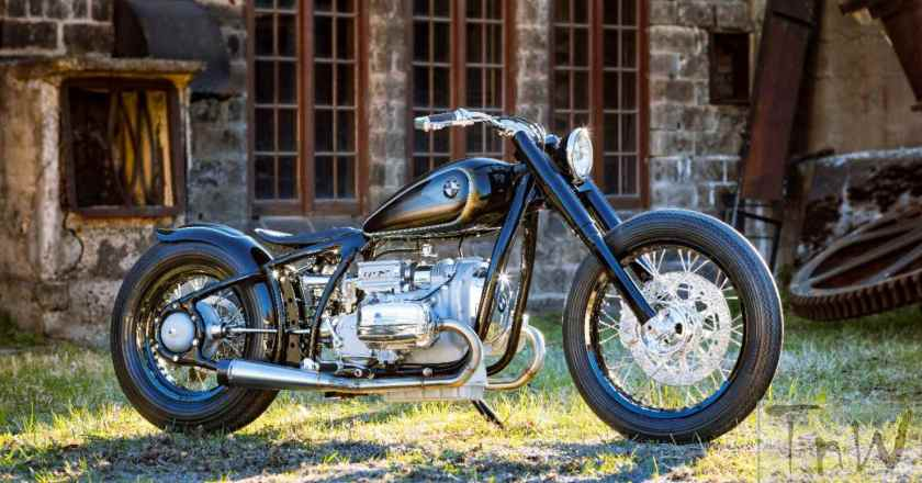 BMW unveils R 5 Hommage Concept. A  tribute to the 1936 BMW R5