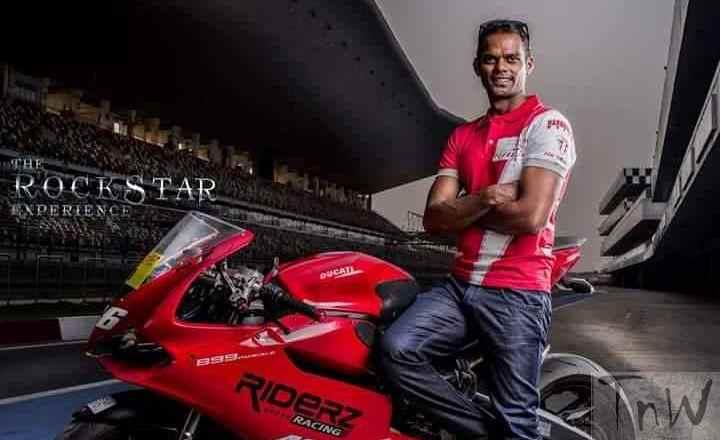 Support Rajini Krishnan to conquer 2016 Malaysia Superbike Championship