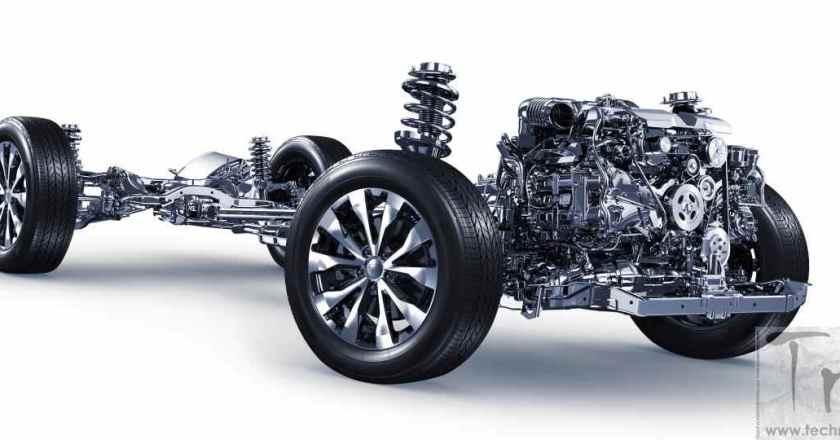 Subaru celebrates 50th anniversary of its horizontally-opposed 'Boxer' engine