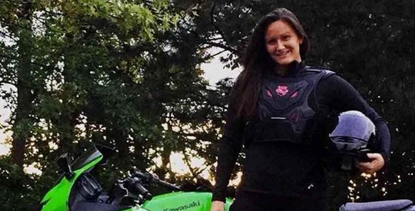 World Women Riders: Cassandra Walker from Florida on her bike and biking life