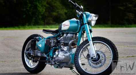 W_W_Customs Royal Enfield Mo' Powa'