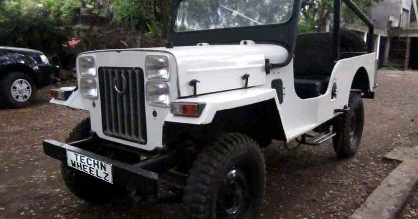 TnW MotoMart: 1989 CJ500 High Torque Jeep for sale