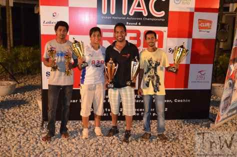 Team Octane INAC 2012 Cochin Round