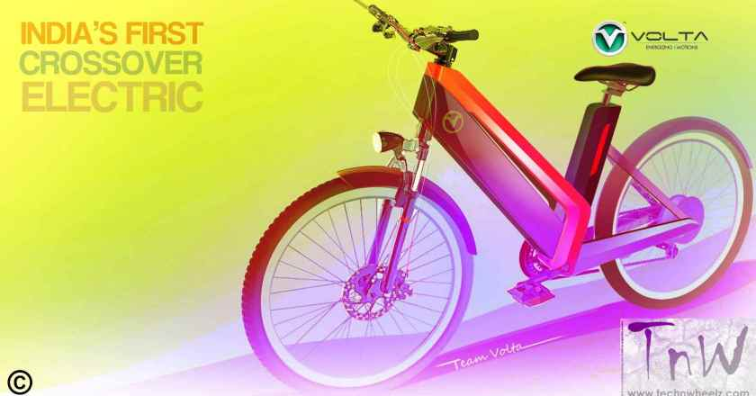 Volta Motors to unveil ZAP crossover e-bike on August 05
