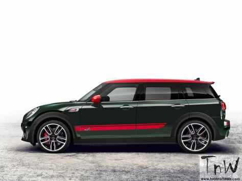 MINI John Cooper Works Clubman (8)