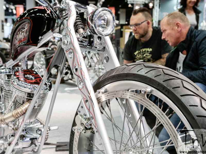 In pictures: Custom Motorcycles of the Intermot 2016 [Part 1]