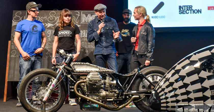 In pictures: Custom Motorcycles of the INTERMOT 2016 [Part 2]